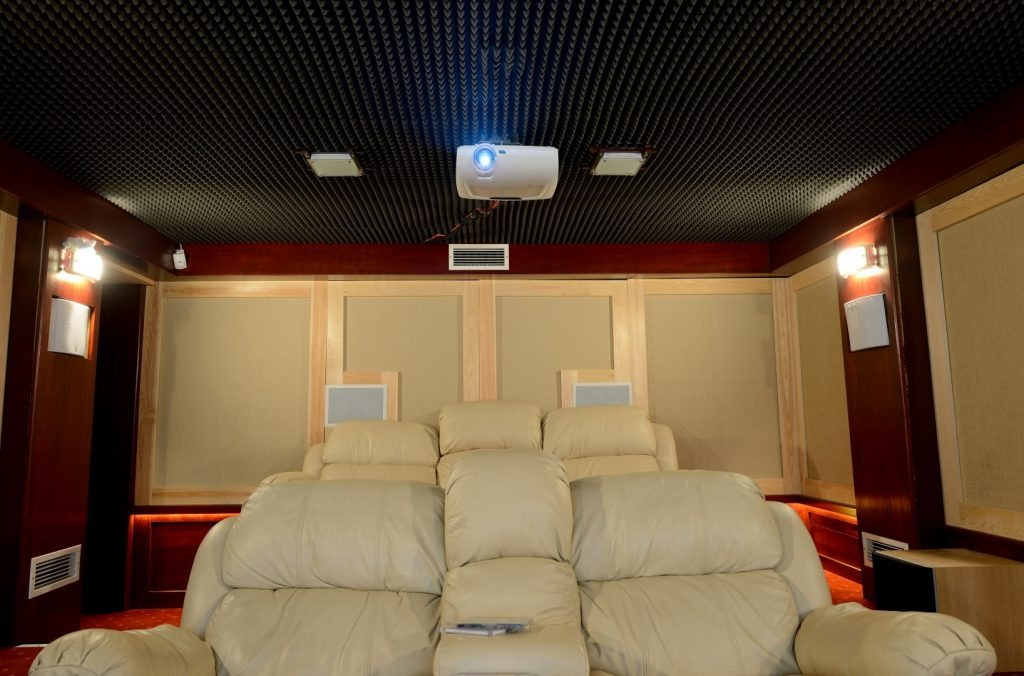 Home Theater Contractor In Richmond Va