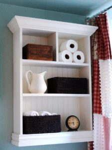 bathroom renovation remodeling storage solutions