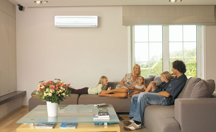 home addition mini split ductless hvac system heating cooling richmond