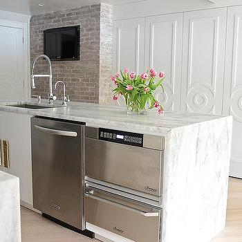 Are Waterfall Countertops Just A Fad Balducci Additions