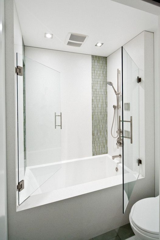 Tub Shower Combo Ideas - Balducci Additions and Remodeling