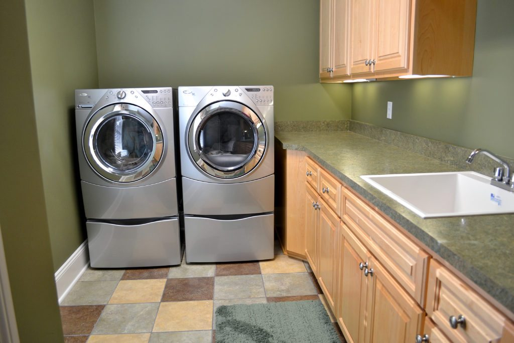 laundry room renovation design - balducci additions and remodeling